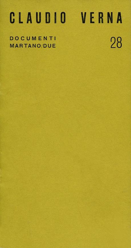 1970 - Nello Ponente